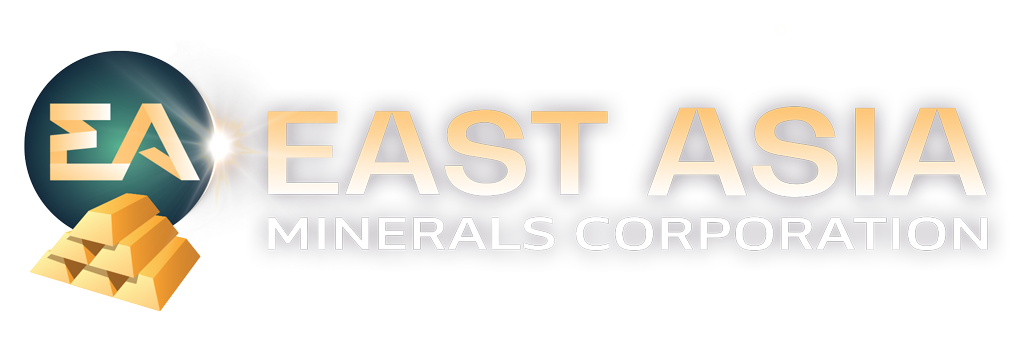 East Asia Mineral Logo
